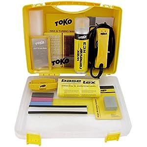 Alpin-Komplett-Set T8 – 15-teilig mit 12 Toko Artikeln