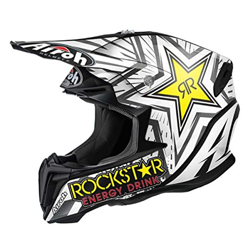 Airoh Twist Rockstar MX-Helm, Farbe Rockstar, Größe XL(61/62)