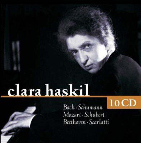 Clara Haskil: Portrait (11 Cd) (Audio CD)