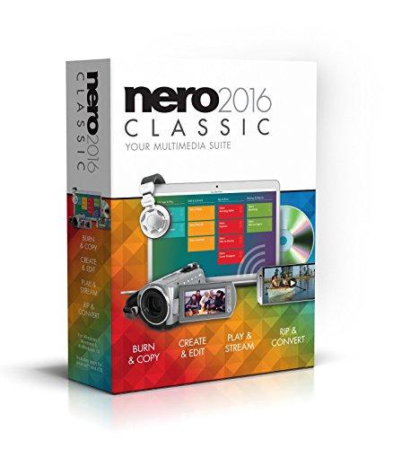 Nero 2016 Classic (PC) Test