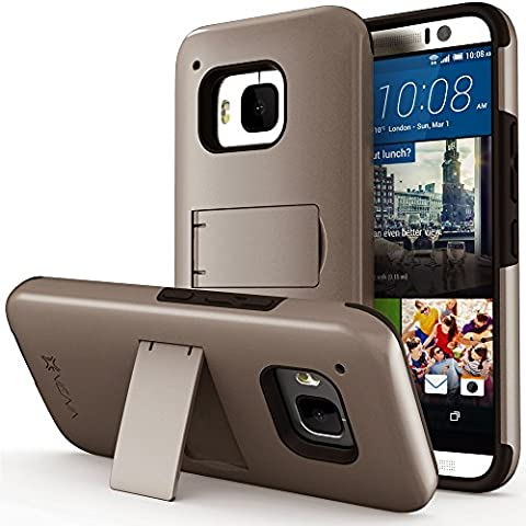 Vena HTC One M9 LEGACY Case [Dual Layer Protection][Shock Absorption]