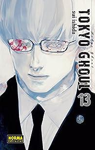 Tokyo Ghoul 13 par Sui Ishida