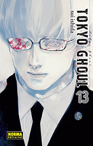 Tokyo Ghoul 13 por Sui Ishida