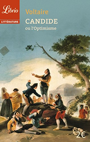 Candide Ou Loptimisme Pdf Download By Voltaire Ebook Or