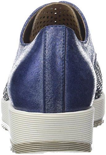 Donna Piu Damen 51620 Lucilla Derby Bleu (indaco 001)