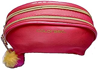 Colorbar Mini Makeup Kit Pouch (Red)