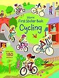 First Sticker Book Cycling (First Sticker Books)