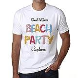 Cuxhaven, Beach Party, tshirt für männer, strand tshirt herren, party tshirt