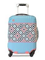 Dandy Nomad Housse de valise Atacama Bleu Pack Cover, 26 cm, Blue (Bleu)