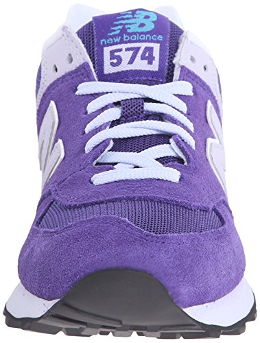 New Balance ml Wl574v1, Baskets Basses Femme Violet (Purple)