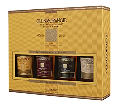 Glenmorangie Starter Pack Single Malt Scotch Whisky 10 cl (Case of 4)