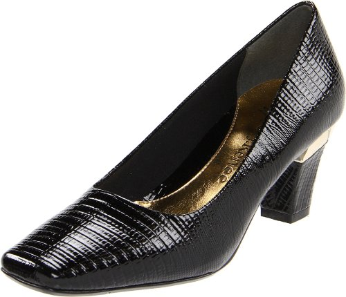 J.Renee Damen Mary, schwarz, 36.5 XW EU J Renee High Heel Heels