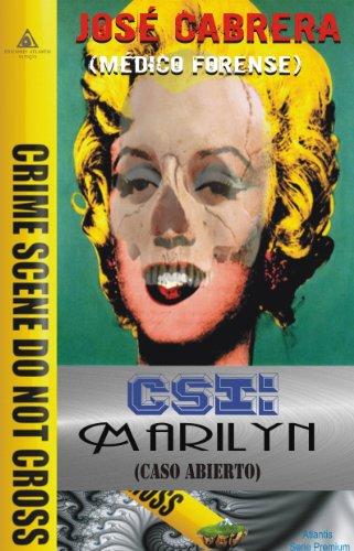 CSI: Marilyn (Atlantis Serie Premium) por José Cabrera