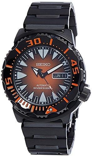 Seiko Reloj analogico para Hombre de automático con Correa en Acero Inoxidable SRP311K1