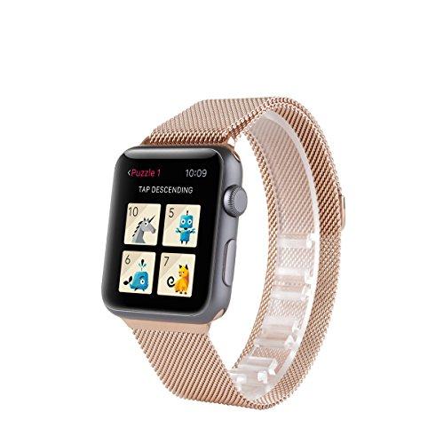 montre-pour-apple-avec-aimant-unique-serrure-boucle-bracelet-en-acier-inoxydable-milanaise-bande-san