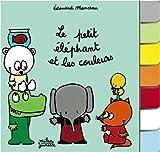 Le petit éléphant et les couleurs