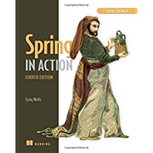 Spring in Action by Craig Walls (2014-11-28)