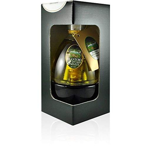Extra Virgin Olive Oil & Balsamic Vinegar of Modena - Combined Gift Bottle