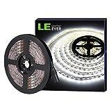 LE Tira LED, 5m 300 LED 5050, Blanco Frío, 720...