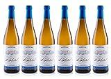 Blutul alkoholfreier Weißwein 6er Pack