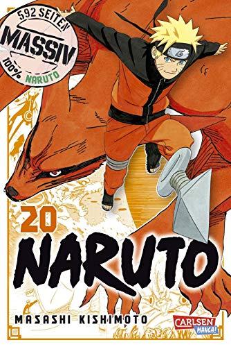 NARUTO Massiv 20 (Versand Naruto)