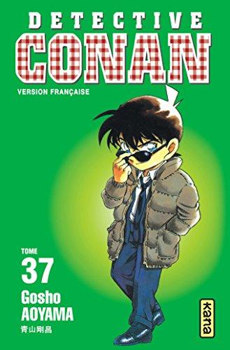 Détective Conan, tome 37 par Gosho Aoyama