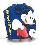 Poncho de bain - Cape de Bain - microfibre 100% Polyester - 110x55 cm - Mickey Mouse - Disney