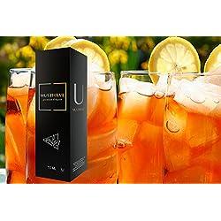 Must Have 10ml - Aroma U Eiskalter Grüner Tee Drachenfrucht Granatapfel Premium Konzentrat inkl 120ml Leerflasche