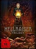 Hellraiser Trilogy Blu-ray-Deluxe-Box - Limited Edition Blu-ray-Set (5 Discs im Digipack + Buch im Hartkarton) - Blu-ray