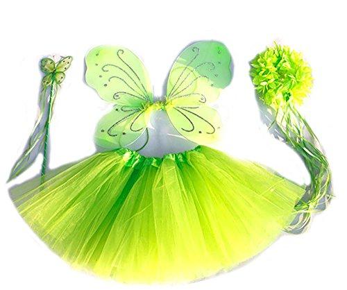 Tante Tina - Schmetterling Kostüm für Mädchen