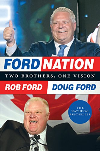 Ford Nation: Two Brothers, One Vision (English Edition)
