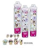 Littlest PetShop - Tube de 8 PetShop Collection Sucrée (singe)