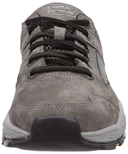 camel active Evolution 11 138.11.25 hommes Chaussures à lacets Gris