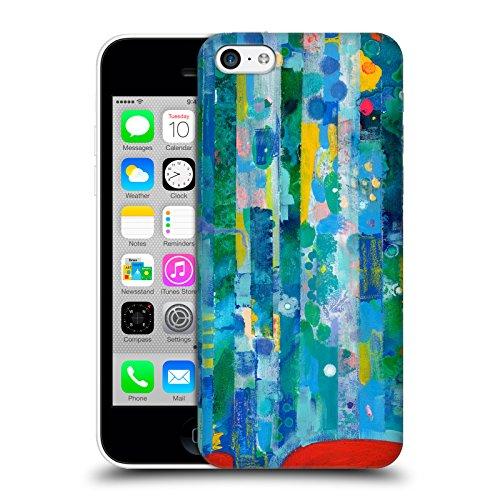 Offizielle Wyanne Nachzieh-Spielzeug Abstrakt Ruckseite Hülle für Apple iPhone 5 / 5s / SE Sillielliness