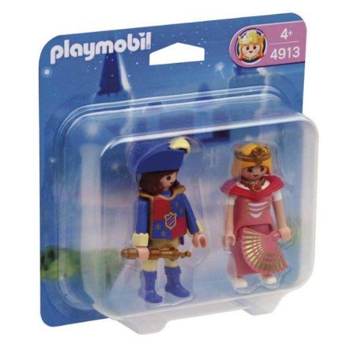 PLAYMOBIL® 4913 - Duo Pack Graf und Gräfin (Königin Und König Playmobil)