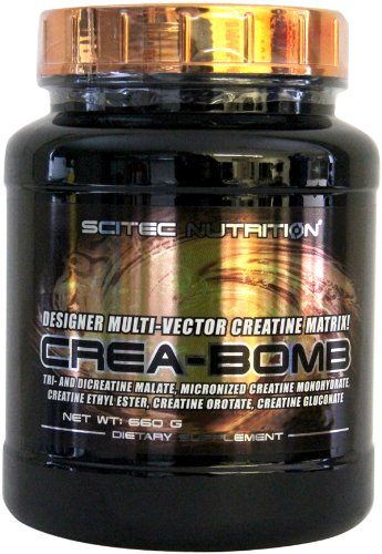 Scitec nutrition crea bomb passions frutta 660g dose