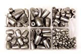#6: Bullet Weights Ultra Steel and Tin Assorted Kit (190 Piece Kit)