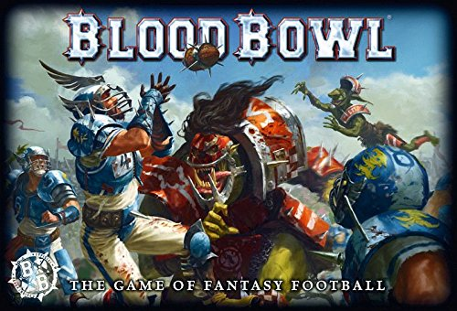 Blood Bowl Edicion 2016 - Caja Basica