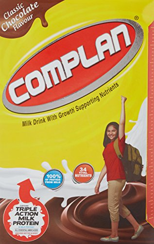 Complan Classic Chocolate Refill - 750 g