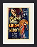 1art1® La Momia - Revive De Nuevo, 1932 Póster De Colección Enmarcado (40 x 30cm)
