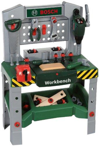 Preisvergleich Produktbild Theo Klein 8624 - Bosch Werkbank mit sound effects, Spielzeug