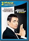Johnny English 2-Movie Family Fun Pack [Reino Unido] [DVD]