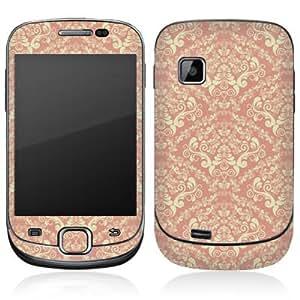 Handy Design Skin Folie Aufkleber Samsung Galaxy Fit S5670 DesignSkins - Baroque Rose