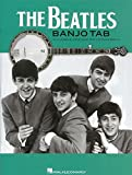 The Beatles Banjo Tab: 22 Classics Arranged For 5-String Banjo. Für Banjo, Nur Text
