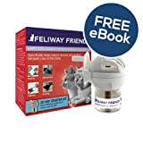 Feliway Friends Pheromone Starter Pack (Diffuser & 48ml Refill) INCLUDES EXCLUSIVE PETWELL® / FELIWAY ® E BOOK