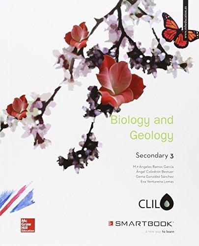 Biology And Geology 3. Clil (+ Código Smartbook) - 9788448608873