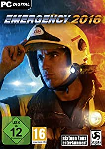 Emergency 2016 [Code Jeu PC - Steam]