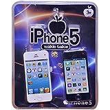 FunBlast I Phone 5 / I Phone 5 Style Walkie Talkie Set (2 Piece ) for Kids, Multicolor