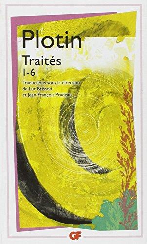 Traités, 1-6 par Plotin