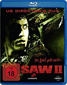 Saw II (US Director's Cut) [Blu-ray]